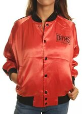 Giacca Grimey GRMY bomber jacket The Gatekeeper girl giubbetto rosso donna