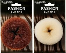 New Gorgeous Hair Bun Ring great styling tool to create the perfect bun.