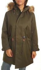Giacca invernale Carhartt w' jean parka winter jacket cappotto verde cypress don
