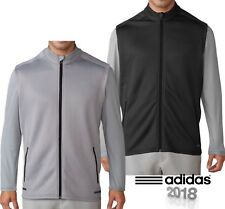 Adidas Golf 2018 Mens Thermal Climaheat Hybrid Full Zip Gilet Performance Vest