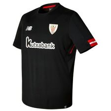 NEW BALANCE CAMISETA DE FÚTBOL OFICIALES ATHLETIC CLUB BILBAO 2017 18 2ª EQUIPAC