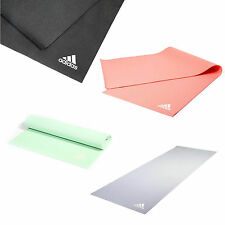 Adidas Yoga Mat Exercise Gym Pilates Fitness Training Large Non Slip Workout