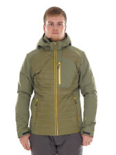 CMP giacca funzionale Giacca Trapuntata giacca Softshell Verde climaprotect lana