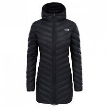 The North Face W trevail Chaqueta Parka Negro Chaqueta Impermeable t93brkjk3