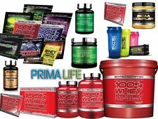 Scitec Nutrition 100% WHEY PROTEIN PROFESSIONAL + BCAA COMPLEX 300g or CREATINE