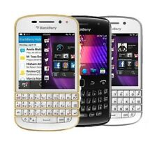 BlackBerry Q10 16GB 8MP GSM AT&T Unlocked QWERTY Keyboard Dual-core Smartphone