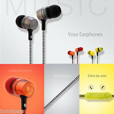 01 Spinotto 3.5mm mm 32 Ohm Stereo Music PROFONDO BASSO auricolari in-ear cuffie