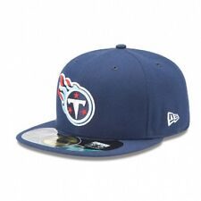 New Era NFL TENNESSEE TITANS Authentic On Field 59FIFTY Game Cap NEU/OVP