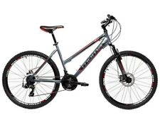 "VTT 26"" Mountainbike ALUMINIUM SHIMANO 24V, 2xDISQUE, SUSPENSION"