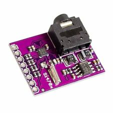 Si4703 Chip FM Tuner Evaluation Board Development Board With 8-Pin Header AA