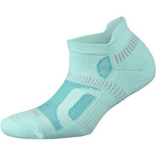 Balega Hidden Contour Structured Fit Running Socks - Aqua