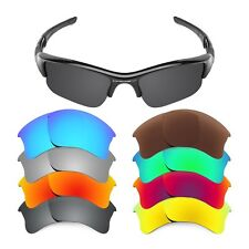 Revant Lenses for Oakley Flak Jacket XLJ Asian Fit Multiple Options