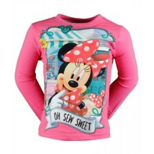 T-shirt Fille Minnie du 2 au 6 ans
