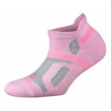 Balega Hidden Contour Structured Fit Running Socks - Bubblegum