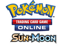 Sun & Moon BASE Online Booster Code Cards for PTCGO Fast Email Del! TCGO