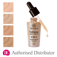 DERMACOL NOBLESSE Fusion MAKE-UP 25ml Foundation Medium Coverage SPF10 AUTHENTIC