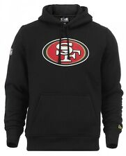 New Era - NFL San Francisco 49ers Team Logo Hoodie - black