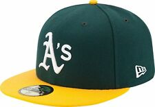 New Era - MLB Oakland Athletics Authentic On-Field Home 59Fifty Cap - green