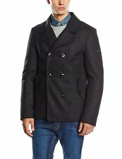 s.Oliver Uomo Lana Caban giacca mantella giacca invernale S, 2XL D192 -50%
