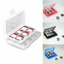 Game Card Case Holder 28in1 Cartridge Storage Box For Nintendo 3DS DSi DS XL LL