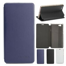 """Luxury PU Leather Stand Flip Built-in Case Cover For 5.5"""" Vernee Thor Plus Phone"""