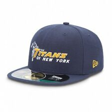 New Era NFL NEW YORK TITANS Authentic On Field 59FIFTY Game Cap NEU/OVP