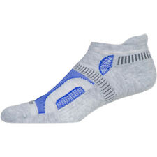 Balega Hidden Contour Structured Fit Running Socks -Light Gray