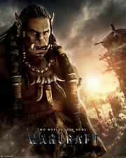 Warcraft - The Horde - Two Worlds One Home Film Poster Grösse 40x50 cm