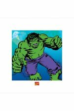 Hulk Marvel Comics, Kunstdruck