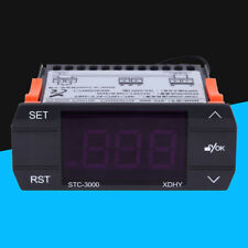 STC-3000 110V-220V Touch Digital Temperature Controller Thermostat With Sensor G
