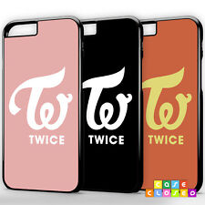 TWICE KPOP Phone Case Cover TWICEcoaster Likey for iPhone Samsung Hard/Rubber