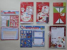 Letter to Santa Pack (Choice of 6)