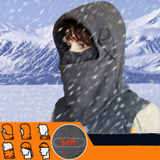 Winter Fleece Scarf Neck Warmer Face Mask Skiing Cycling Hiking Outdoor Mask bh