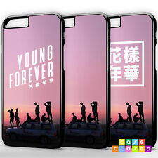 BANGTAN BOYS BTS KPOP YOUNG FOREVER WINGS KOREA BAND Phone Case Cover
