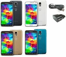Samsung Galaxy S5 G900V 16GB Verizon + GSM (AT&T T-Mobile UNLOCKED SmartPhone