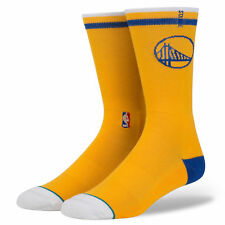 Calze Stance Golden State Warriors casual logo calzini socks NBA