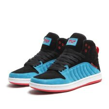 Sneakers Homme Shoes SUPRA S1W BLACK / BLUE - WHITE