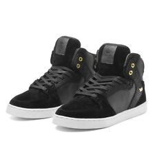 Sneakers Homme Shoes SUPRA VAIDER LX BLACK/BLACK-WHITE
