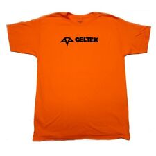 T-Shirt CELTEK Graph Orange
