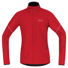 Chaqueta Gore Essential WS AS Partial Rojo