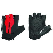 Guantes Northwave Flash Negro-Rojo
