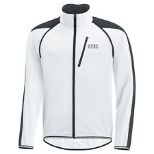 Chaqueta Gore Phantom Plus Windstopper Zip-off Blanco-Negro