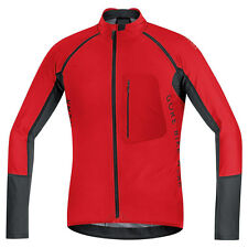 Maillot Gore Bike Wear Alp-x Pro Ws So Zip-off Rojo