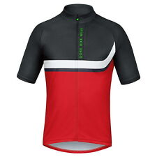 Maillot Gore Power Trail Rojo-Negro