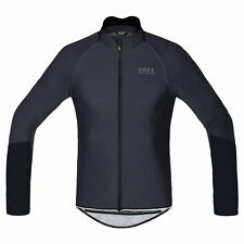 Maillot Gore Bike Wear Power Windstopper ZO Negro
