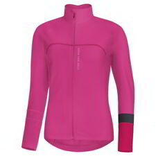 Maillot Gore Bike Wear Power 2.0 Thermo Rosa Mujer