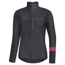 Maillot Gore Bike Wear Power 2.0 Thermo Negro-Marron Mujer