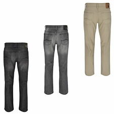 Mustang Oklahoma (Tramper) Jeans Uomo, W32 - to - W38 NUOVO
