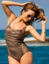 Pour Moi? Azure Control Swimsuit 1133 Swimming Costume Stardust