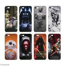 "Star Wars Case / Cover For Apple iPhone 8 (4.7"") Screen Protector & Cloth / Gel"